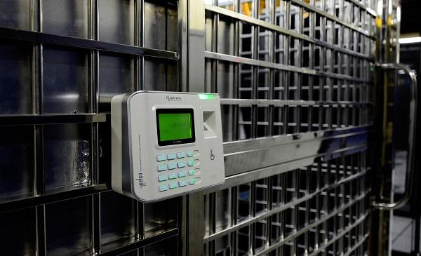 Khu vực riêng tại Data Center